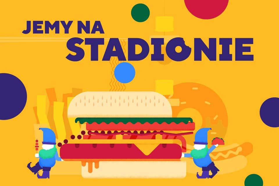 Jemy na Stadionie