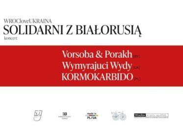 Solidarni z Białorusią | koncert