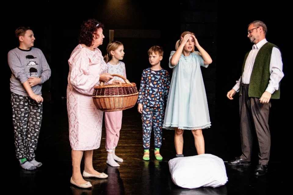 Teatr Trzech Generacji | warsztaty teatralne
