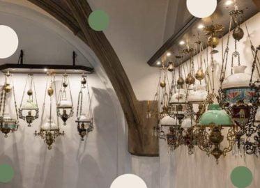 Złote czasy lamp naftowych | wystawa