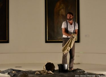 "Finisaż performatywny wystawy ""Willmann. Opus magnum"""