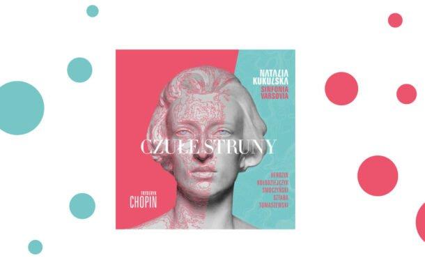 """Czułe struny"" Natalia Kukulska i Sinfonia Varsovia | nowy album muzyczny"
