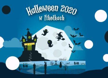 Bal Halloween w Sali Fikołki