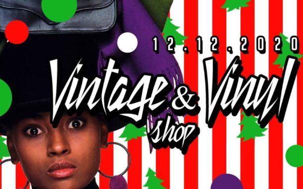 Świąteczny vintage&vinyl shop na Tamce