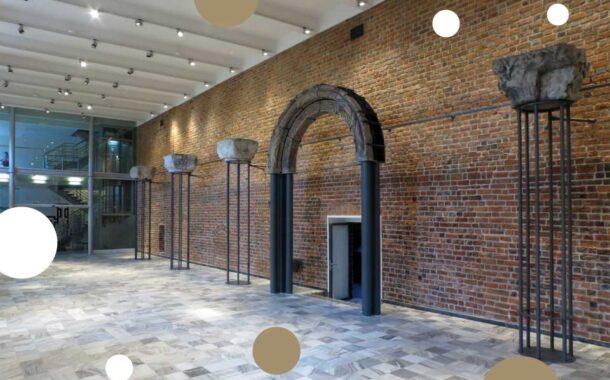 Lapidarium - Sala Romańska | wystawa stała