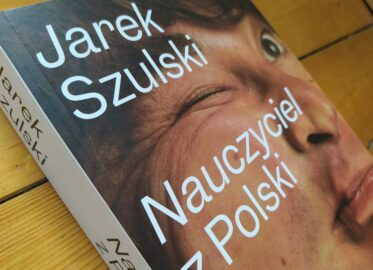 """""""Nauczyciel z Polski"""" Jarek Szulski"""