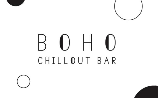Boho Chillout Bar