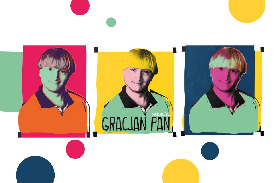 Gracjan Pan.   musical