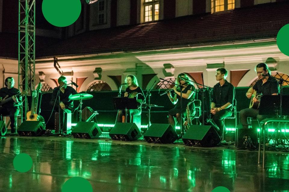 Irlandia   widowisko taneczno-muzyczne
