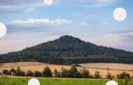 Najwyższy wygasły wulkan w Polsce - Ostrzyca - Cykl weekend na Dolnym Śląsku