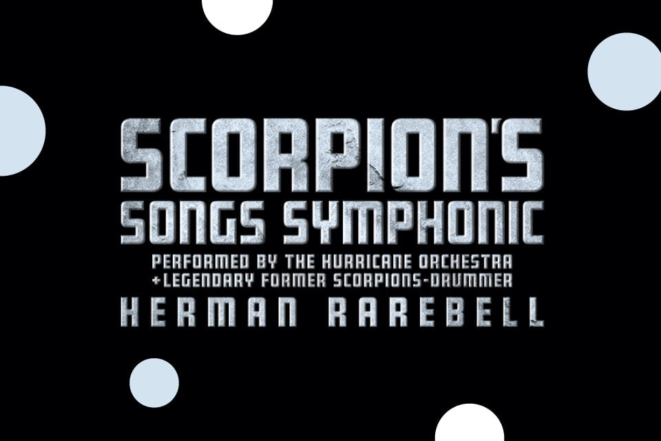 Scorpion's Songs Symphonic   koncert