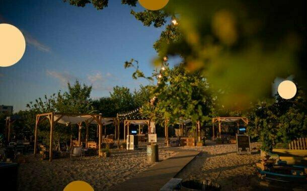 Ogródek Bar Plażowy