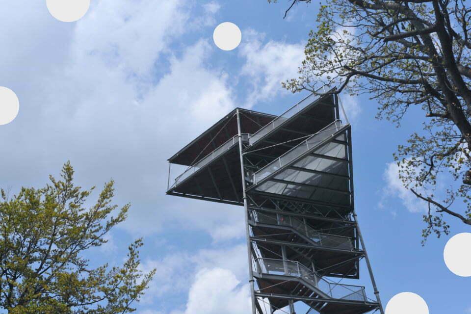 Trójgarb (wieża widokowa) | Cykl weekend na Dolnym Śląsku