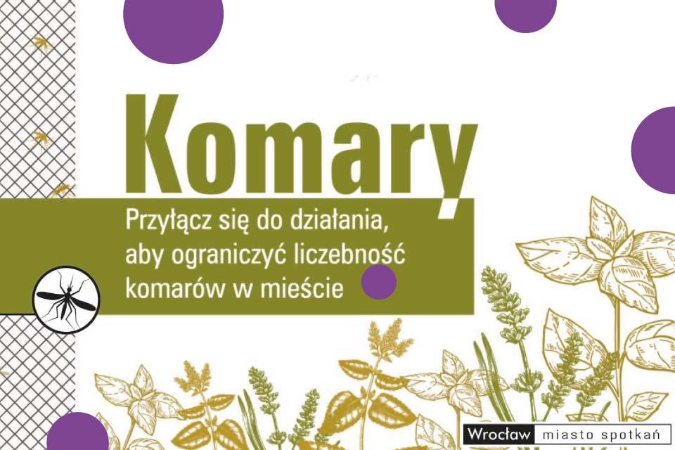 Akcja - Komar nie siada we Wrocławiu