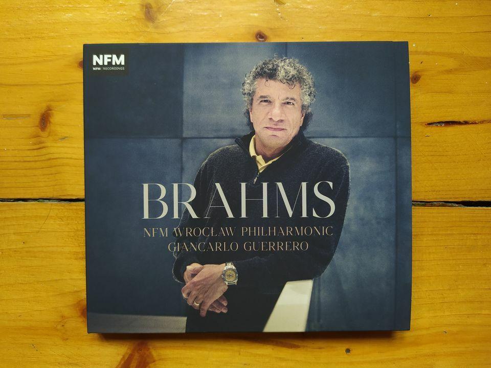 Brahms pod batutą Giancarla Guerrero | płyta z NFM