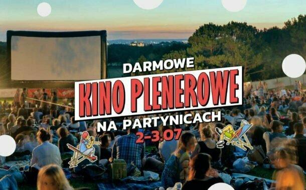 Kino plenerowe na Partynicach