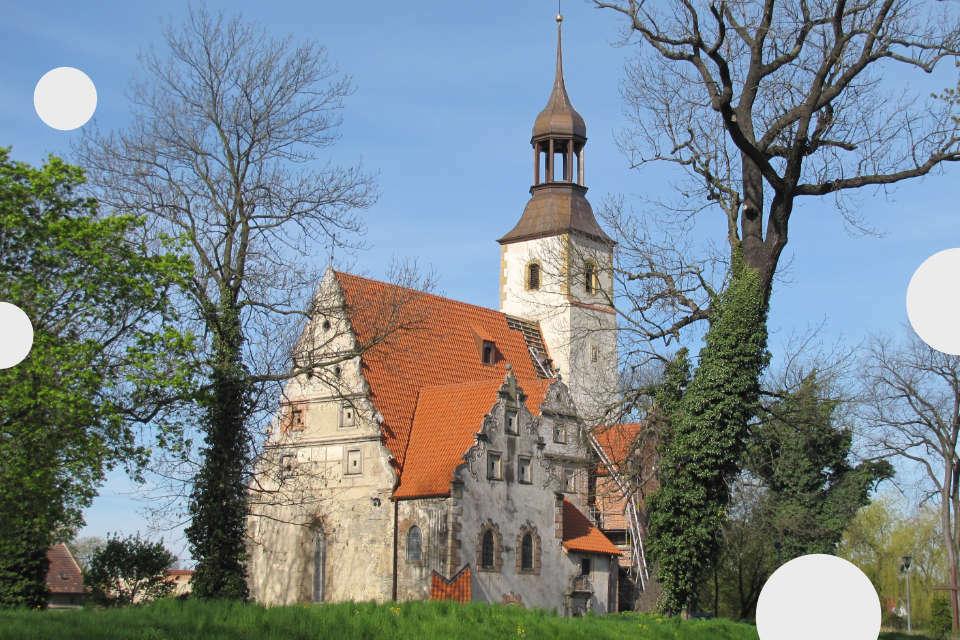 Kościół Trójcy Świętej w Żórawinie