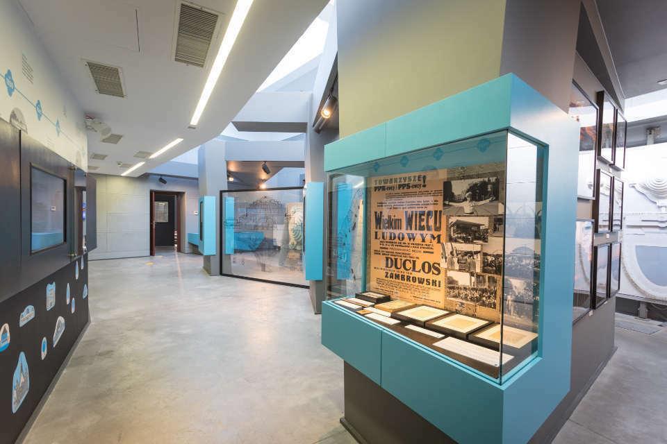 Noc Muzeów 2021 w Visitor Centre w Hali Stulecia