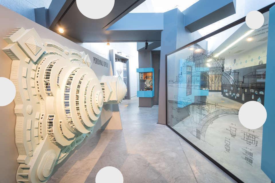 Visitor Centre w Hali Stulecia | wystawa stała