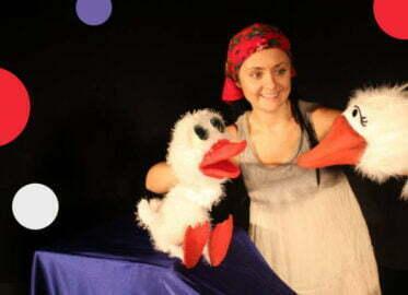 Brzydkie kaczątko | spektakl lalkowy