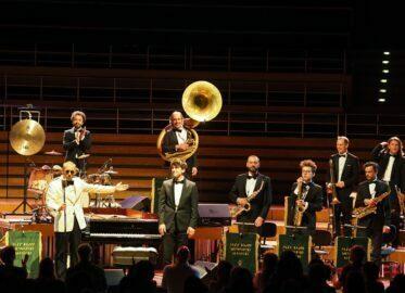 Jazz Band Młynarski-Masecki, wielkie jazzowe otwarcie w Narodowym Forum Muzyki.