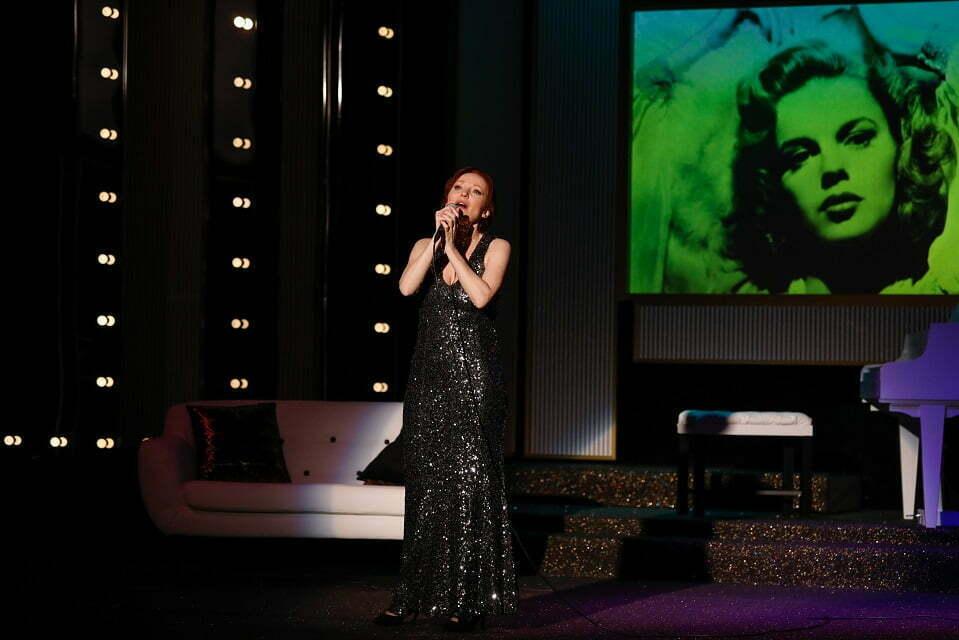 Justyna Szafran jako Judy   premiera we Wrocławskim Teatrze Komedia