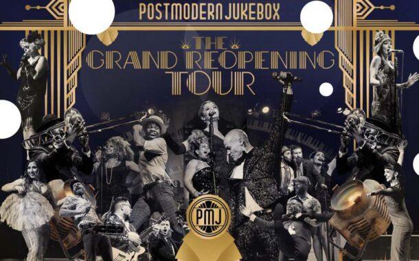 Scott Bradlee - Postmodern Jukebox   koncert