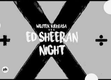Ed Sheeran Night by Wojtek Kiełbasa | koncert