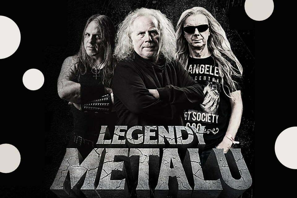 Legendy Metalu | koncert Wrocław