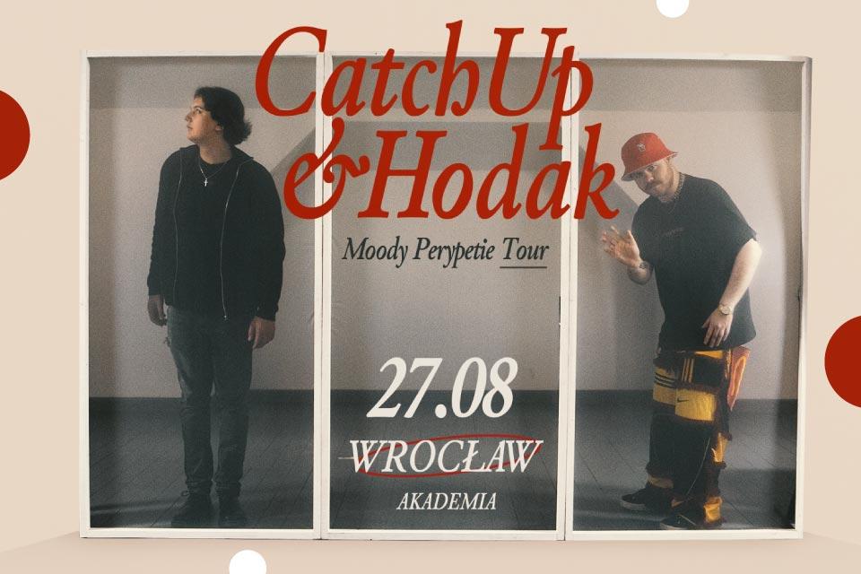CatchUp & Hodak | koncert