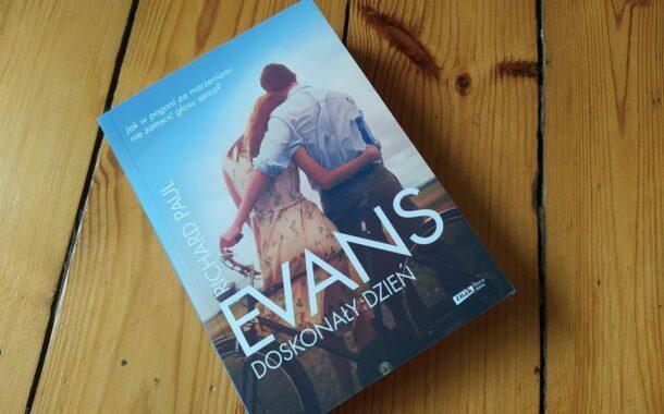 Poruszająca letnia opowieść Evansa