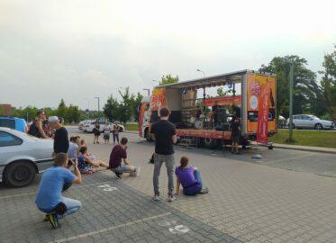 Jazz z samochodu | trwa Summer Jazz Festival