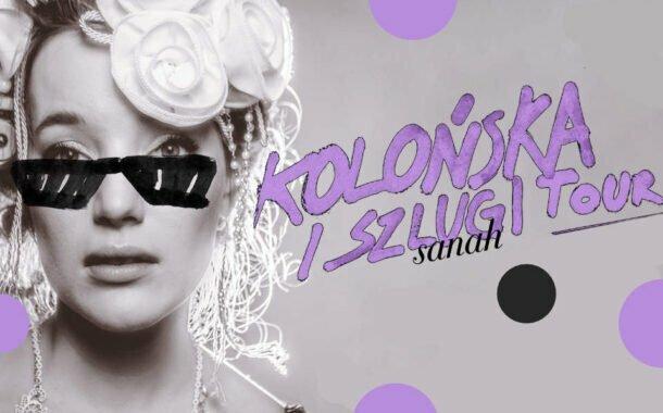 Sanah | koncert – Kolońska i Szlugi Tour