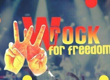 wROCK for Freedom - Dżem, Ira, Lech Janerka