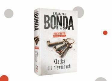 """""""Klatka dla niewinnych"""" Katarzyna Bonda"""
