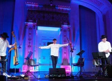 Kroke na 23. Festiwalu Kultury Żydowskiej Simcha