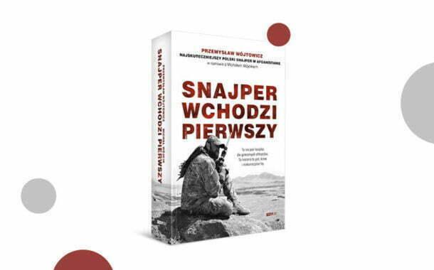 """""""Snajper wchodzi pierwszy"""" Przemysław Wójtowicz w rozmowie z Michałem Wójcikiem"""