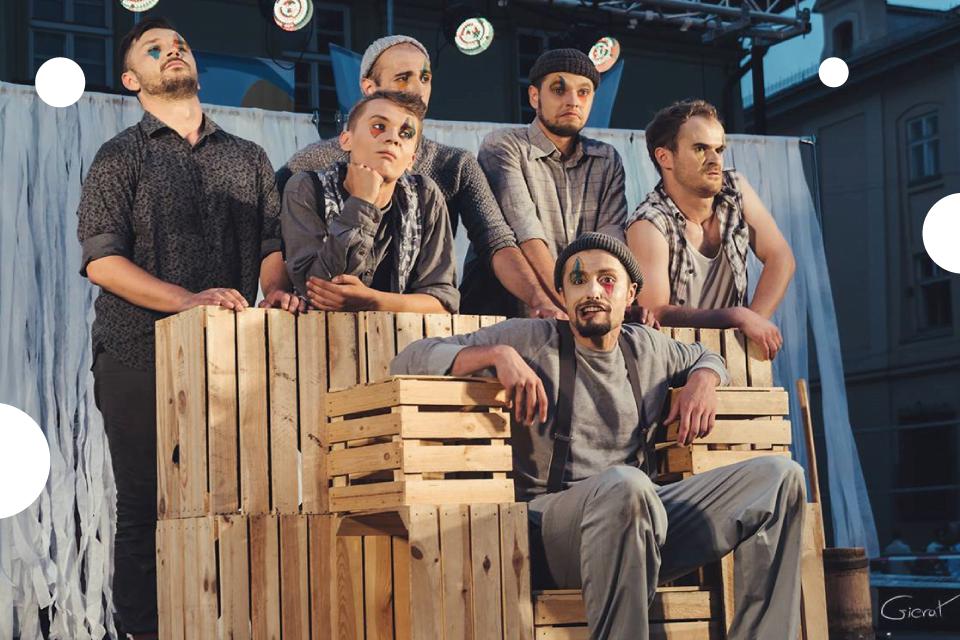 Teatr na Leżakach