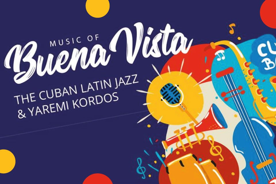 Buena Vista by The Cuban Latin Jazz & Yaremi Kordos