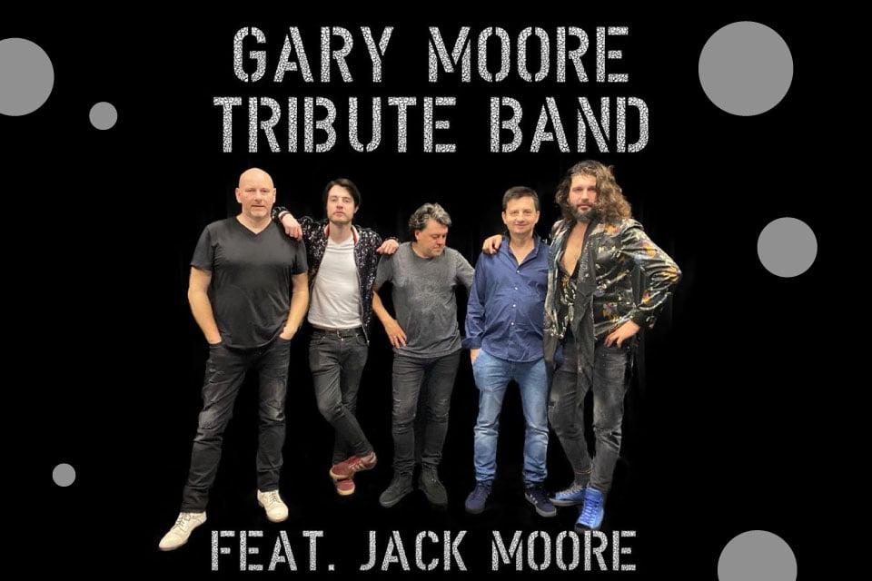 Gary Moore Tribute Band feat. Jack Moore | koncert