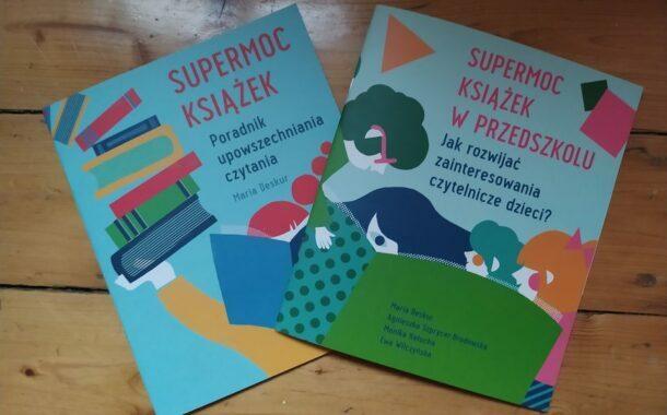 """""""Supermoc książek w przedszkolu""""   bezpłatny poradnik"""