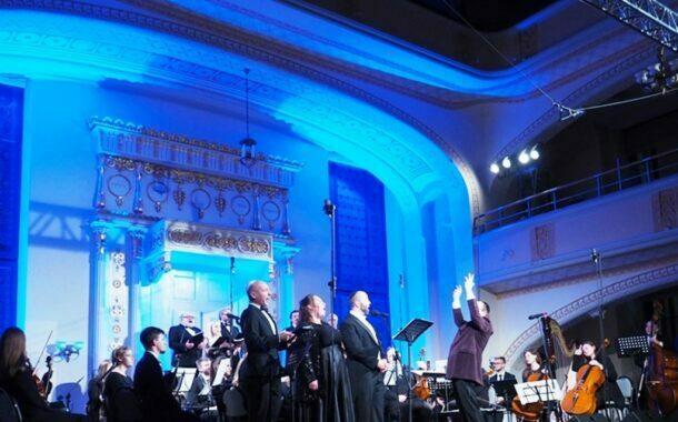 Koncert Jubileuszowy Chóru Synagogi Pod Białym Bocianem